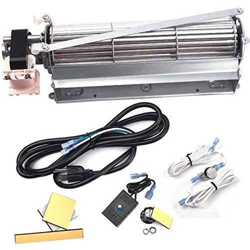 Replacement Fireplace Blower Kit for Monessen