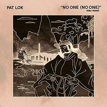 No One (No One) [obli Remix]