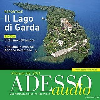 ADESSO Audio - L'italiano dell'amore. 2/2011 Titelbild
