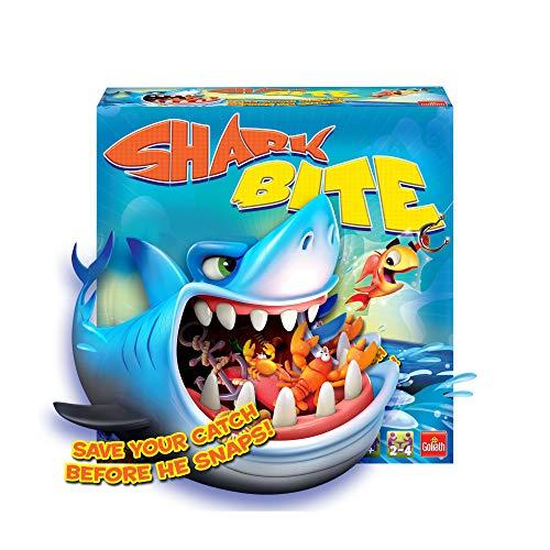 Juego de Mesa de Pesca Shark Bite GL60034 de Goliath para Toda...