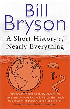 A Short History of Nearly Everything book cover