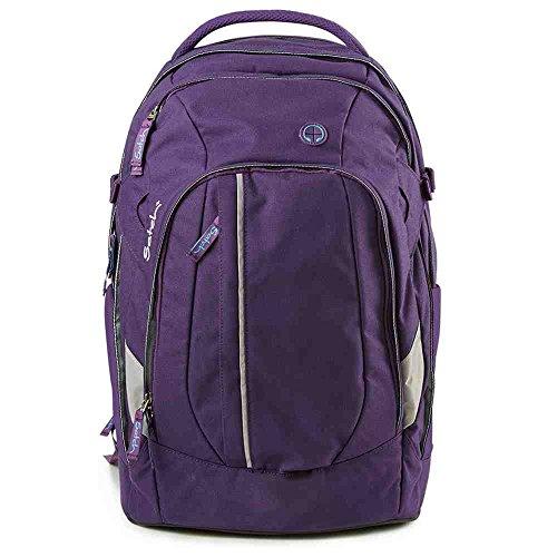SATCH Power Schulrucksack, 45 cm, 24 L, Purple