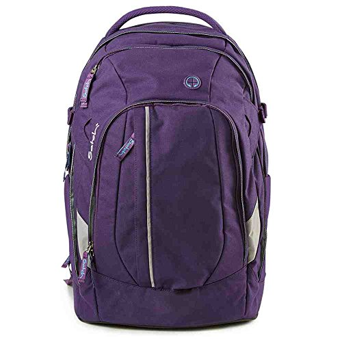SATCH Power Schulrucksack, 45 cm, 24 L, Purple