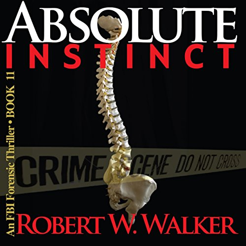 Absolute Instinct audiobook cover art