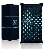 King Kong State ® Luftentfeuchter für Autos - Entfeuchter-Kissen für Beschlagene Autoscheiben - mit Antibeschlag-Füllung und Anti-Rutsch Pad