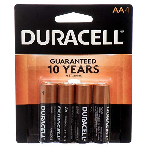 Duracell New 377606 Battery Aa-4Pack (14-Pack) Batteries Wholesale Bulk Electronics Batteries