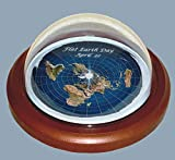 Flat Earth Dome Display Map Model