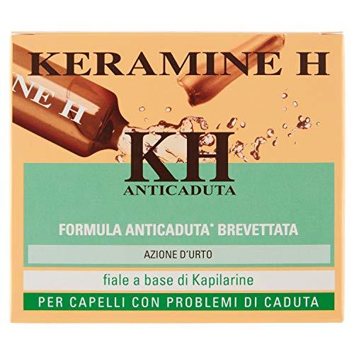 Keramine H, KH Lot de 2 ampoules anti-chute pour...