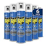 Raid Rapid Action Fly & Wasp Killer 300ml, Pack of 6