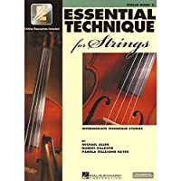 Essential Technique for Strings - Violin