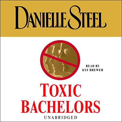 Toxic Bachelors audiobook cover art
