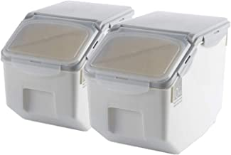 Best rice box storage container Reviews