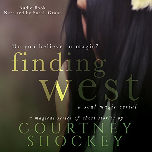 Finding West cover art