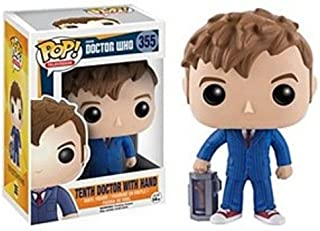 Funko POP Television: Doctor Who - 10th Doctor with Hand Action Figure
