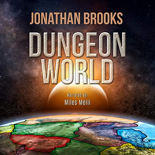 Dungeon World cover art