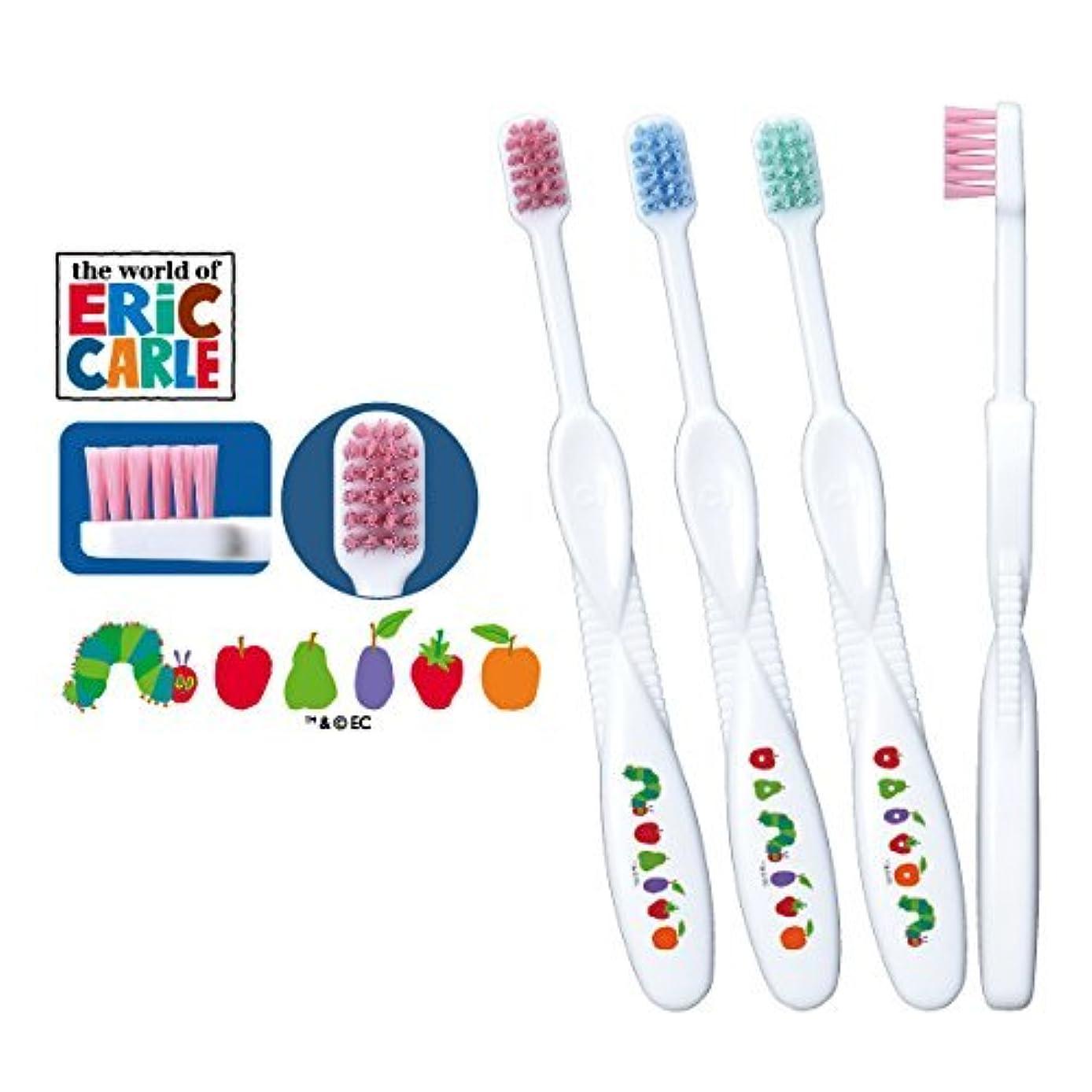 評価可能ミネラル評価Ciキッズ歯ブラシ エリックカール 1箱(30本)