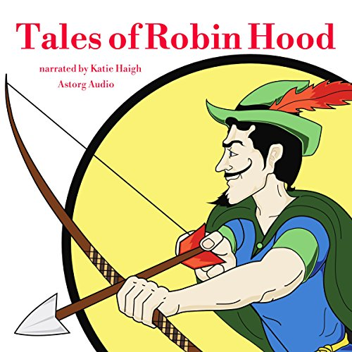 Tales of Robin Hood audiobook cover art