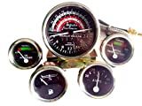 Massey Ferguson trattore gauge kit + contagiri anti clockwise-35, 133, 135, 140