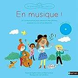 En musique - Un conte musical pour découvrir les rythmes et explorer sa voix - livre-CD - Dès 3 ans