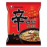 農心 辛ラーメン(韓国版) 20袋(5袋入×4)セット