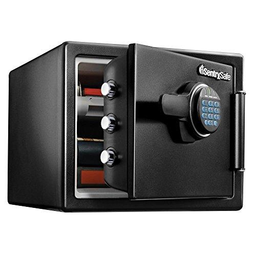 Rottner t05972LFW082FTC Sentry Fire Guard Fire serratura elettronica sicuro, colore: grigio