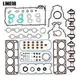 LIMICAR Cylinder Head Gasket Full Set Compatible with 2002 2003 2004 2005 2006 2007 2008 2009 2010 2011 Chevrolet Silverado Tahoe GMC Yukon Envoy Buick Cadillac 4.8L 5.3L