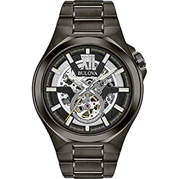 Bulova Men's Automatic Watch for Sports Lovers: photo