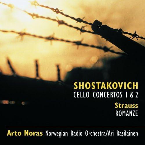 Noras, A and Norwegian Radio Orchestra and Rasilainen, Ari