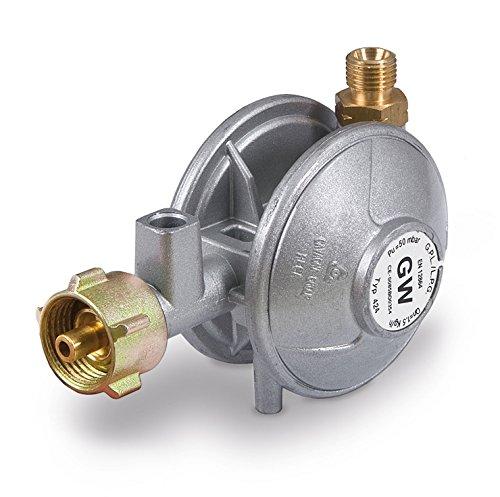 Enders® SICHERHEITSDRUCKREGLER 50 mbar, 1,5kg/h, Anschluss G 1/4