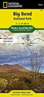 National Geographic Trails Illustrated Map Big Bend National Park: Texas, USA