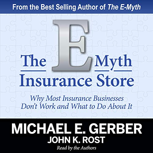 The E-Myth Insurance Store  By  cover art