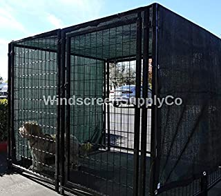 dog kennel sunblock cover