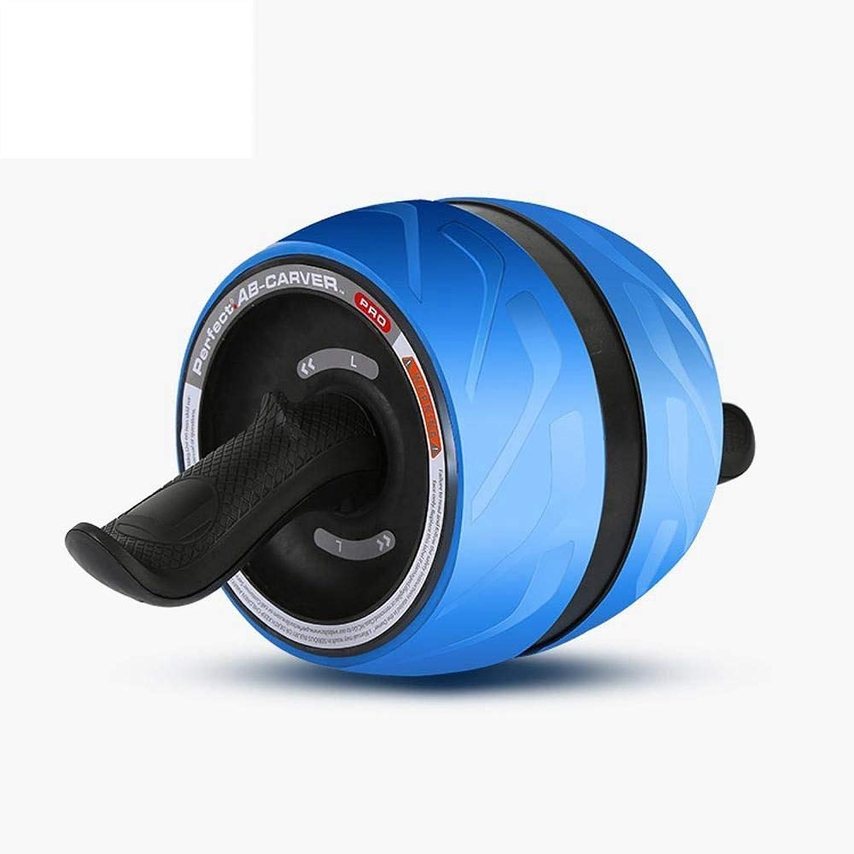 Meilandeng Wheel Bauchtrainer ABS-Rad und Bauch Rad stumm nach Hause Sportartikel Body Fitness Krafttrainingsgert