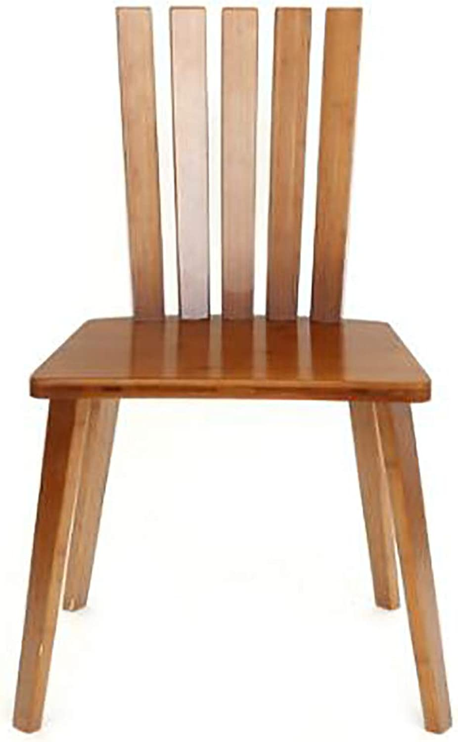 Solid Wood Dining Chair Leisure Computer Chair Home Adult Desk Chair Chair Stool Bamboo Chair