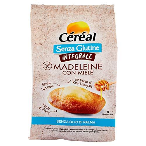 Céréal Madeleine Integrali al Miele, 170g