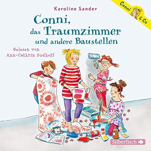 Conni, das Traumzimmer und andere Baustellen (Conni & Co 15): 2 CDs