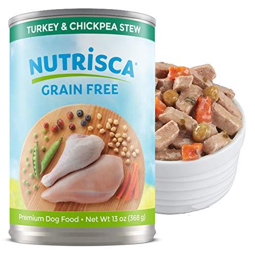 Nutrisca Grain-Free Turkey & Chickpea Stew