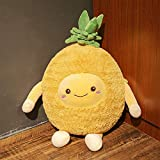 Acacia Bird Ananas-Kissen-Frucht-Plüsch-Puppe füllte Plüschtier-Kinderschlafkissen für Kinder...