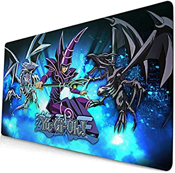 Yu-Gi-Oh!Mouse Pad Duel Monsters Game pad Anime Mouse pad Extension Gaming Keyboard pad Desk pad Computer pad 21  90cm×40cm