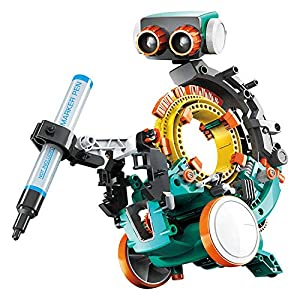 Circuit-Test 5 in 1 Mechanical Coding Robot Kit