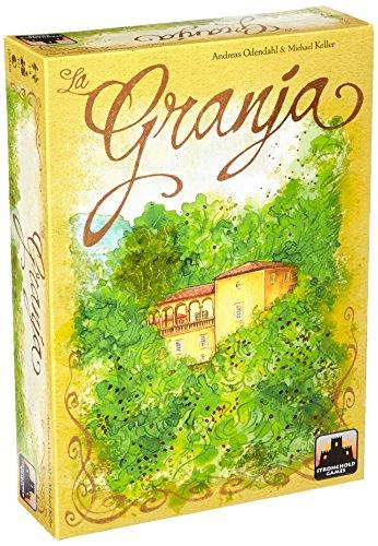 Stronghold Games STG06003 Brettspiel La Granja