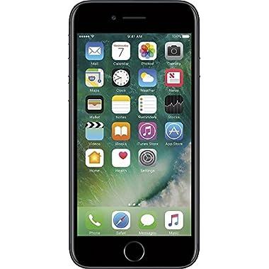Apple iPhone 7 , AT&T, 32GB - Black (Certified Refurbished)