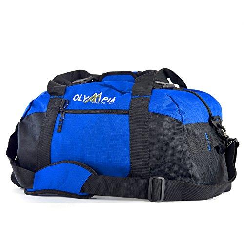 "Olympia 21"" Sports Duffel, Royal Blue, One Size"