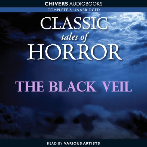 Classic Tales of Horror: The Black Veil cover art