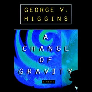 A Change of Gravity audiobook cover art