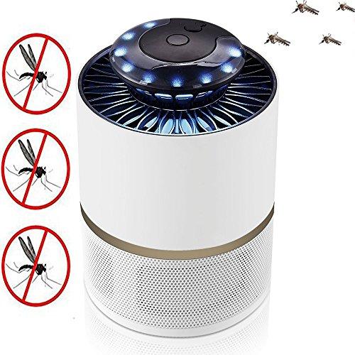 Intelligente lichtval, milieuvriendelijk, energiebesparend en vrij van verontreiniging, veilig zonder chemicaliën, met lichtsensor voor gebruik binnenshuis, met USB-kabel, wit