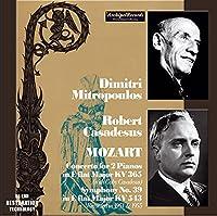 Mozart: Concerto K365/Sym 39