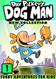 Funny Dog Adventures Collection: Book 1 Include Vol 1-2-3 - Great Comics Funny Dog Graphic Novel For Man, Children,Kids (English Edition)