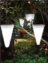 Gartenlampen Solalux 3er Set