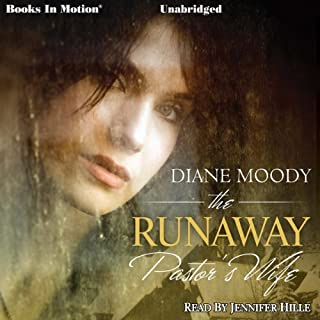 The Runaway Pastor's Wife audiobook cover art